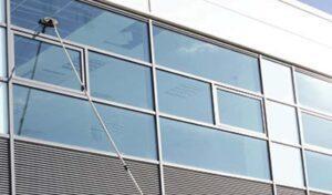 Fönsterrengöring Stolpe