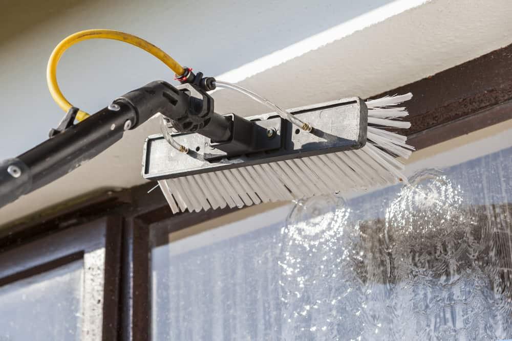fönster rengöring verktyg